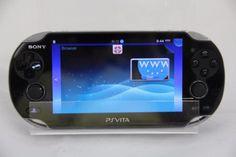 Sony PS Vita Handheld Console (PCH-1003) 50-2K…