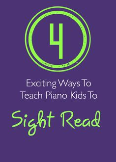 My piano students used to avoid sight reading practice at all costs… until I started doing this!