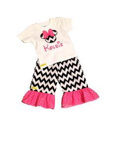 DottieLoo - Mickey  Birthday Ruffle Pants Outfit, $34.99 (http://www.dottieloo.com/birthday-ruffle-pants-outfit/)