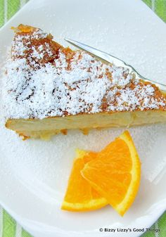 orange rice cake