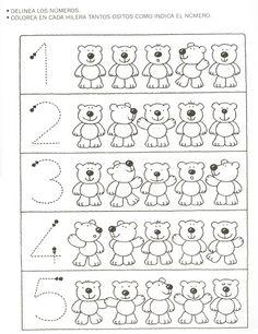 123 Manía actividades de matemática para imprimir, resolver y colorear…