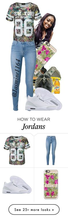 """""""Untitled #463"""" by jasmine1164 on Polyvore featuring Casetify, Sisters Point and Retrò"""