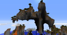 Ever wanted to live on a massive floating island? With this PC Minecraft seed you can do just that. When you spawn, turn around and you will be greeted by this floating island which would be a very…