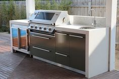 Beefeater 3000s 5 Burner - Built-in BBQ Gallery | BBQ's & Outdoor