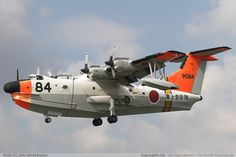 Shin Meiwa SS-2 #aviation #aircraft #military #multi #turboprop #seaplane #transport #japan