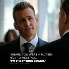To those who think they can challenge you in competitive work. Harvey Specter Suits, Suits Harvey, Business Motivation, Business Quotes, Badass Quotes, Best Quotes, Success Quotes, Life Quotes, Suits Quotes