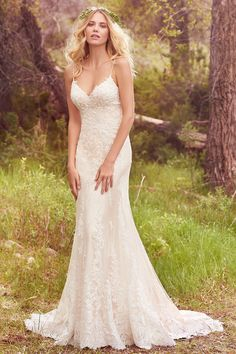 CC's Boutique offers the Maggie Sottero wedding dress Nola at a great price. Call or today to verify our pricing and availability for the Maggie Sottero Nola dress. Spring 2017 Wedding Dresses, Lace Wedding Dress, Maggie Sottero Wedding Dresses, Fit And Flare Wedding Dress, Colored Wedding Dresses, Perfect Wedding Dress, Wedding Dress Styles, Designer Wedding Dresses, Bridal Dresses