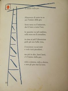 Gianni Rodari illustrato da Bruno Munari