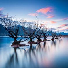 Glenorchy, New Zealand by @winstontan_photography