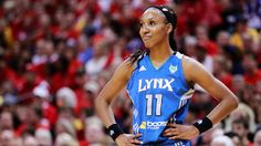 Former WNBA guard Candice Wiggins retired from the league, but she's got a new career route on the way.