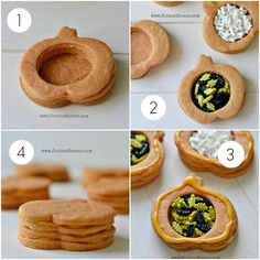 Put candy in cookies? Genius!