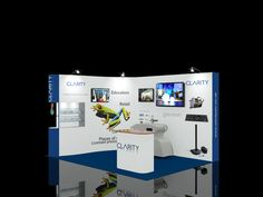Modular Exhibition Stand Design, for more information on the Prestige System, head to www.prestige-system.com