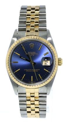 Buy new watches and certified pre-owned watches in excellent condition at Truefacet. Shop Rolex, Hublot, Patek & more luxury watch brands, authentication guaran Rolex Watches For Sale, Ebay Watches, Pre Owned Rolex, Pre Owned Watches, Rolex Datejust, Men's Rolex, Used Rolex, Oyster Perpetual Datejust, Luxury Watch Brands