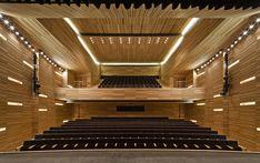 Mediamundo Arquitectos :: Vejer Movie Theatre.  Cadiz, Spain