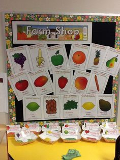 Farm Shop -Norma Leal Manor ISD