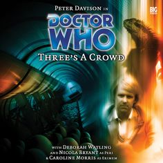 On an almost lifeless planet in a remote star system, Earth Colony Phoenix is struggling to survive.   The TARDIS crew arrive on an apparently abandoned space station in orbit above the planet and soon discover that they and the remaining colonists are in the gravest danger. To survive, the Doctor, Peri and Erimen must uncover the colony's darkest secrets before it is too late.  Something inhuman is stalking the Colony… and it's hungry!