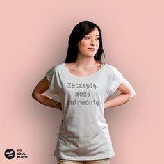 zaczepię, może zatrudnię? #tshirt