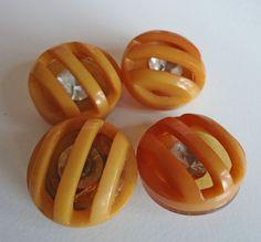 bakelite with rhinestones