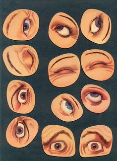 Physogs: The Print-Out-And-Play Photofit Game For Crime Families - Flashbak Collage Sheet, Collage Art, Collages, Paper Art, Paper Crafts, Ephemeral Art, Eye Art, Paper Toys, Stop Motion