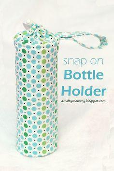 COSIDO: Tutorial: Encajar en soporte para botellas