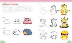 Supercute Animals and Pets: Christopher Hart's Draw Manga Now!: Christopher Hart: 2015378346016: Amazon.com: Books