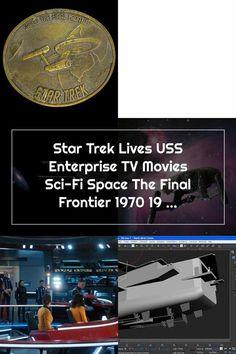 The Final Frontier, Uss Enterprise, Star Trek, Finals, Movie Tv, Sci Fi, Belt, Stars, Life