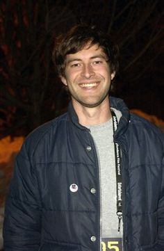 Mark Duplass from The League--hottie Mark was born in New Orleans
