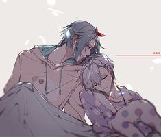 Anime Guys, Manga Anime, Anime Art, Anime Siblings, Anime Couples, Print Pictures, Cute Pictures, Bandai Namco Entertainment, Fanart