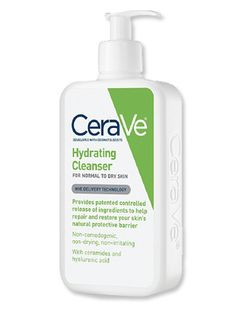 Best Cleanser for Dry Skin 2015: CeraVe Hydrating