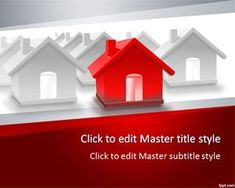 Red House PPT Template