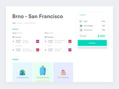 Hey,  I'm working on some new concepts for booking page. Let me know what you think about it. Thx :)