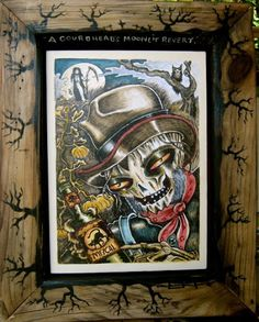 wes freed skeleton - Google Search