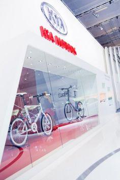 Kia cycle @ paris show 2012
