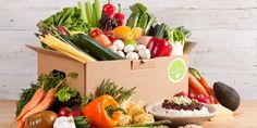 Startups that deliver healthy recipe kits to your front door are carving away at superma...