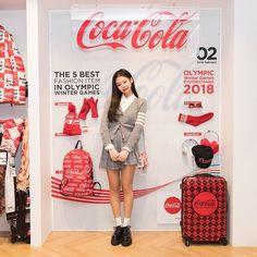 blackpink in your area Blackpink Fashion, Daily Fashion, Korean Fashion, Kim Jennie, South Korean Girls, Korean Girl Groups, Kim Ig, Winter Games, Game Item