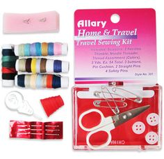 Home & Travel Sewing Kit