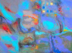 """""""New York"""" 30"""" x 40"""" Artist. G. Sellen www.gordonsellen.com"""