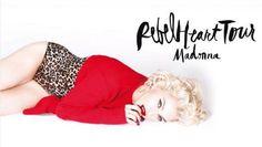 Madonna Rebel Heart Tour Zusatzkonzerte | Ticket-Vorverkauf