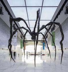 Qatar National Convention Centre / Arata Isozaki | AA13 – blog – Inspiration – Design – Architecture – Photographie – Art