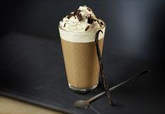 Vienna vanilla coffee latte