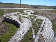 Topographical Folds   San Luis, Argentina   Sandra J. Aguilar