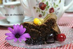 Bolo de Chocolate - Fatia / Bolo de Chocolate - Slice