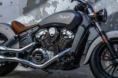 indian motorcycle design | 2015 Indian Scout Motorcycle → 2015-indian-scout-motorcycle-4