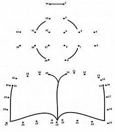 Image result for Bible Dot to Dot Worksheets