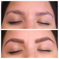 I Got Eyebrow Extensions in Hopes of Becoming Cara Delevingne & This is What Hap… - Microblading Bad Eyebrows, How To Grow Eyebrows, Thick Eyebrows, Eyebrow Tattoo Makeup, Eyebrow Pencil, Cara Delevingne, Extensions Before After, Eyebrow Extensions, Semi Permanent Eyebrows