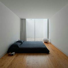 99 Variety of Minimalist Bedroom Interior Design 2017 - Minimalist Bed, Minimalist Interior, Minimalist Decor, Minimalist Style, Interior Minimalista, Home Bedroom, Bedroom Decor, Bedroom Ideas, Bedroom 2018