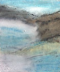 Landscape  Acrylic Painint by Anitta Jonas  50 x 60
