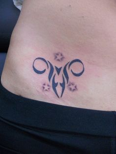 Amazing Aries Tattoos for Women