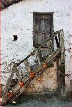 Parece mi antigua casa en la aldea