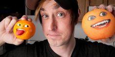 "Creator of ""Annoying Orange"" Viral Sensation Talks Going from YouTube to TV"